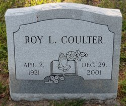 Roy Louise <i>Erwin</i> Coulter