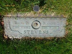 Ralph Donald Stevens