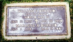 William James Bill Burrud