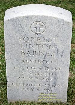 Forrest Linton Barnes