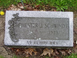 Chester J. Schwindt
