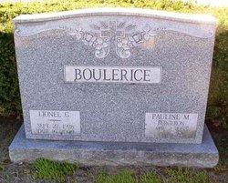 Lionel George Boulerice