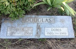 Doris Emma <i>Mangis</i> Douglas