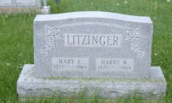 Mary Loretta <i>Snider</i> Litzinger
