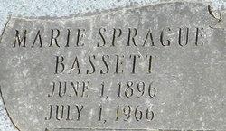 Marie <i>Sprague</i> Bassett