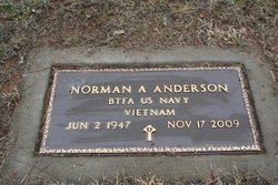 Norman A Punky Anderson