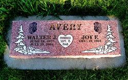 Walter J. Avery
