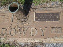 Addie Lee Lovella <i>Taylor</i> Dowdy