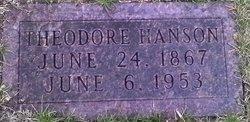 Theodore Hanson
