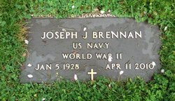 Joseph J Brennan