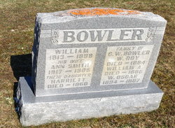 Ann <i>Smith</i> Bowler