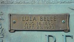 Lula Belle <i>Lynch</i> Bearden