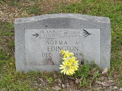 Norma A <i>Cathy</i> Edington