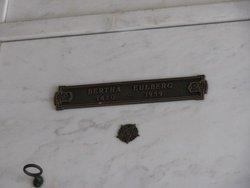 Bertha Emma <i>Crispin</i> Eulberg
