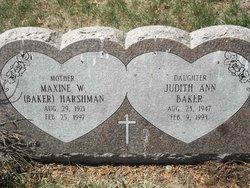 Judith Ann Baker