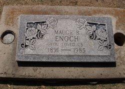 Maude <i>Bennett</i> Enoch