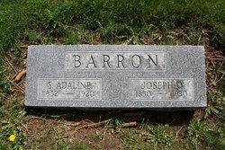 Sarah Adeline <i>Walton</i> Barron