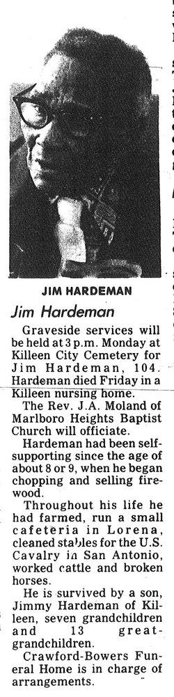 Jim Hardeman