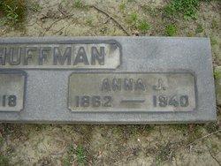 Anna J <i>Binder</i> Huffman