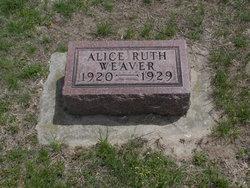 Alice Ruth Weaver