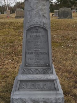 Marina B <i>Kelley</i> Bagley Aldrich