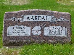 Johanna Agnes <i>Tack</i> Aardal