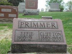 Clifton O. Primmer