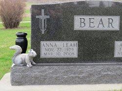 Anna Leah <i>O'Bryan</i> Bear