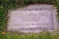 Marjorie Kamellia <i>Kaub</i> Gumbel