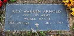 Rex Warren Arnold