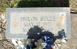 Dewey Hulon Boles