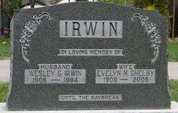Wesley G Irwin