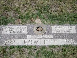 James Martin Rowlett, Sr
