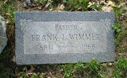 Franklin I Frank Wimmer