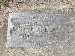 Inger K Andersen