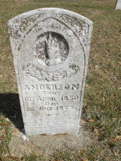 Hans Anthon Anderson