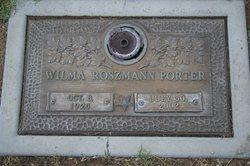 Wilma <i>Roszmann</i> Porter