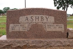 John Roy Ashby