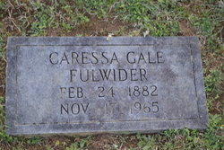 Caressa <i>Gale</i> Fulwider