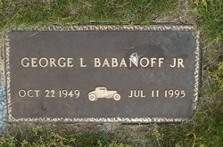 George L Babanoff, Jr