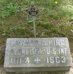 Col Edward Augustine King