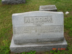 Carrie E. <i>Ladd</i> Alcock