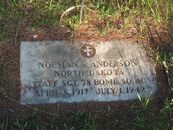 Sgt Norman S Anderson