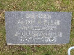 Alice Annet <i>Bassett</i> Ellis