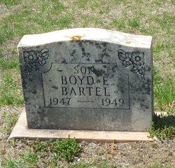 Boyd Emil Bartel