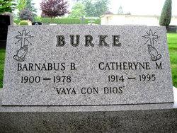 Catheryne May <i>Mordell</i> Burke