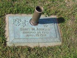 Edris M <i>Ledford</i> Arnold
