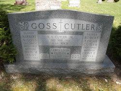 Olive Edna <i>Goss</i> Cutler