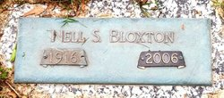 Nellie Stuart Nell Bloxton
