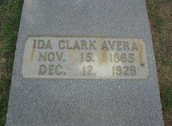 Ida Talula <i>Clark</i> Avera